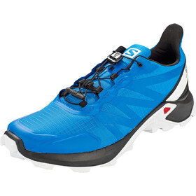 Salomon Supercross Zapatillas Hombre, indigo bunting black white